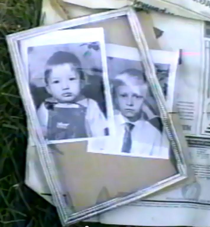 Тайна детских портретов
